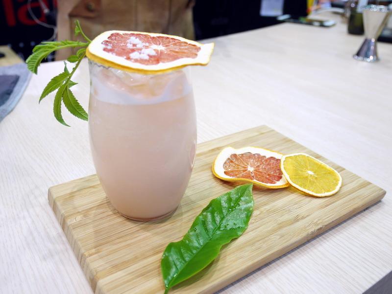 湖鹽葡萄柚氣泡飲