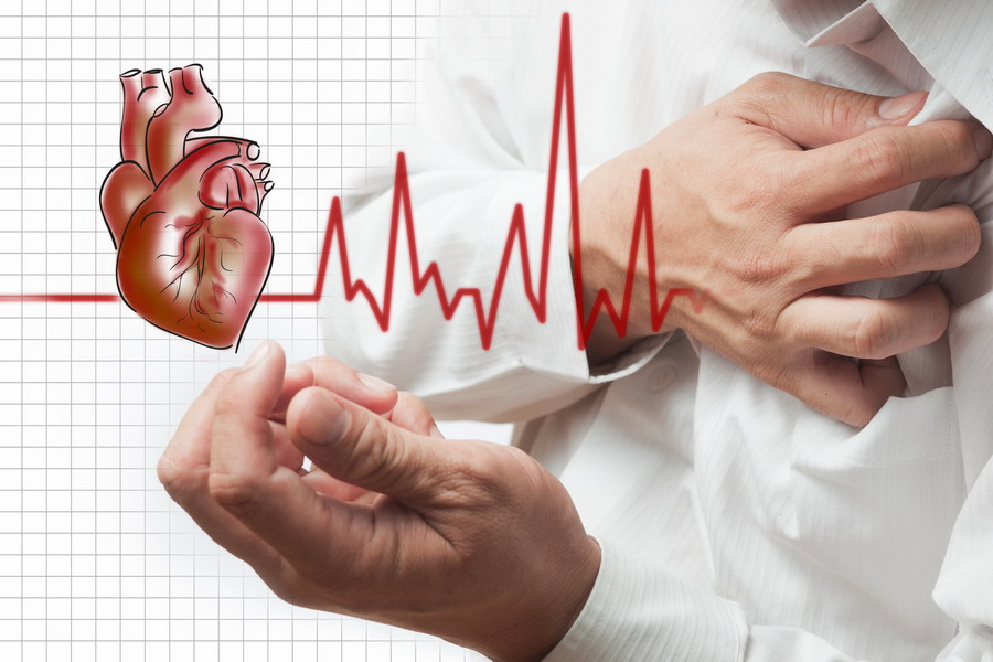 『夏夜』裡發生心肌梗塞的機率會增加?!