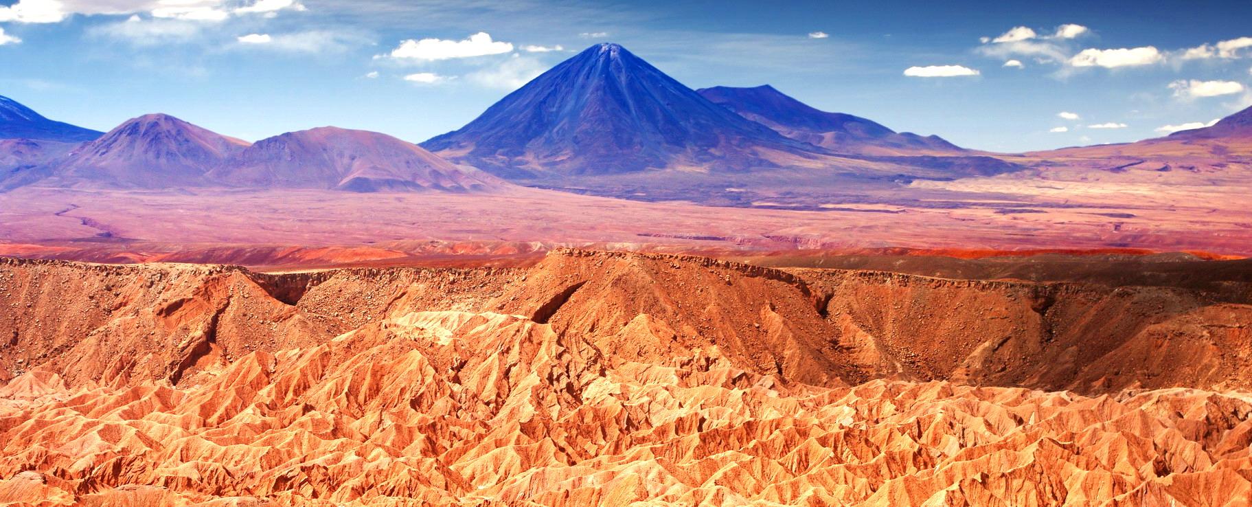 智利阿塔卡瑪沙漠